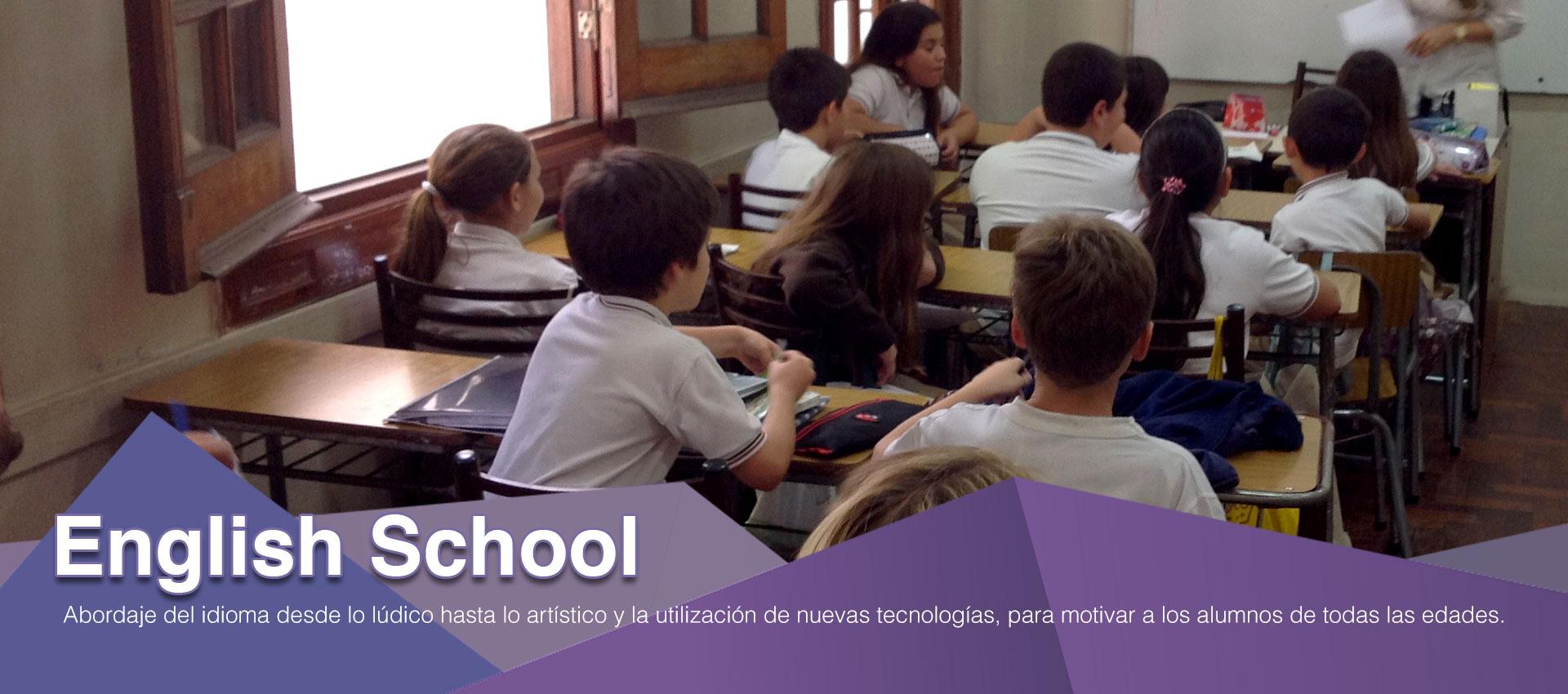 English School.  COMPLEJO EDUCATIVO BRIGADIER LOPEZ