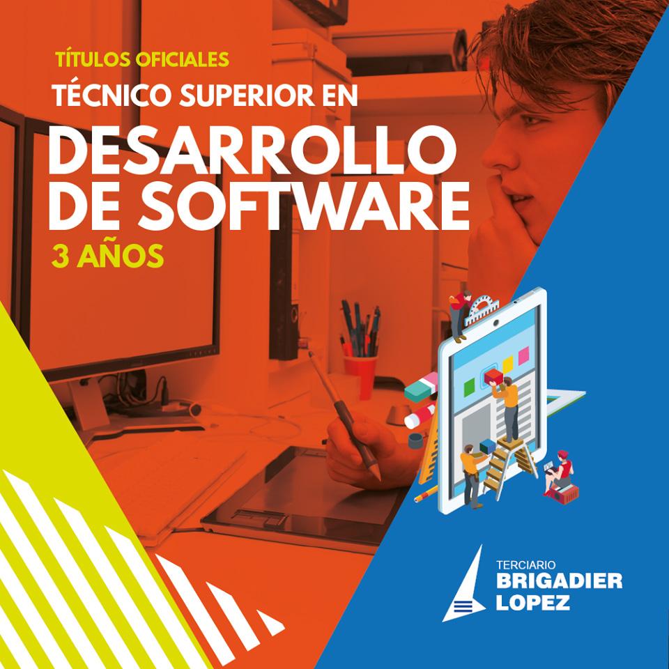 Técnico Superior en Desarrollo de Software